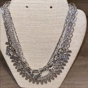 Stella and dot silver Sutton
